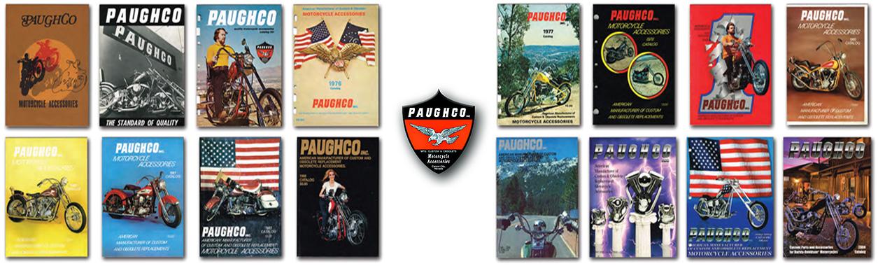 Paughco Custom Harley-Davidson Parts