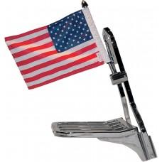 PRO PAD RFM-SQSB15 FLAG MNT SISSY BAR 10X15 0521-0196