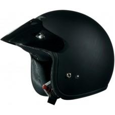 AFX HELMET FX75 FLAT BLACK XL 0104-0087