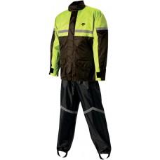 NELSON RIGG SR6000HVY05-XX SR-6000 Stormrider Rainsuit Hi-Viz Yellow/Black 2XL 2851-0327