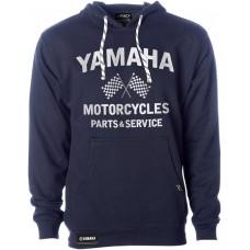 FACTORY EFFEX-APPAREL 23-88202 Yamaha Motorcycles Logo Hoodie Navy M 3050-5227