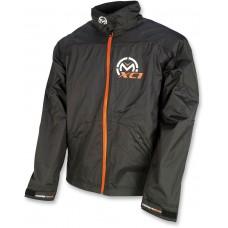 MOOSE RACING SOFT-GOODS Youth XC1 Rain Jacket Black 5/6 2922-0066
