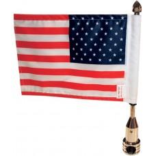 "PRO PAD RFM-FXD4 FLAG MOUNT 3/8"" USA 6X9 0521-0425"