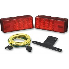 WESBAR 407530 TAILLIGHT LED RH OVER 80 2010-0618