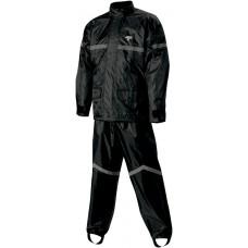 NELSON RIGG SR-6000-BLK074X SR-6000 Stormrider Rainsuit Black 4X 2851-0187