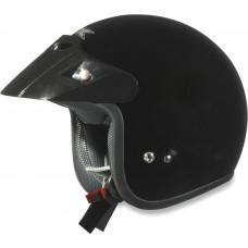 AFX HELMET FX-75Y BLACK L 0105-0004