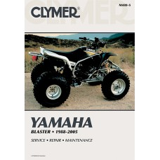 CLYMER M488-5 Manual - YFS200 Blaster 4201-0089
