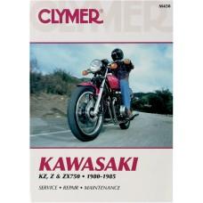 CLYMER Manual - Kawasaki KZ/Z/ZX750 M450