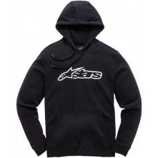 ALPINESTARS (CASUALS) 1037531131020M FLEECE BLAZE B/W M 3050-4531