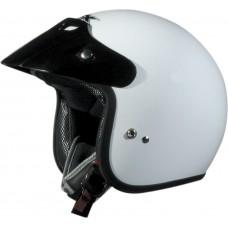 AFX HELMET FX-75Y WHITE S 0105-0014