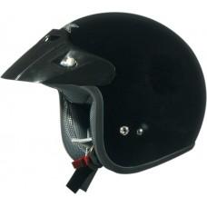 AFX HELMET FX-75 BLACK XS 0104-0071