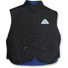 HYPER KEWL 6530BLK-M Deluxe Sport Vest Black M 2830-0118