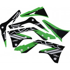 FACTORY EFFEX 23-01132 Evo 17 Graphic Kit - KX450F 12-15 4302-5953