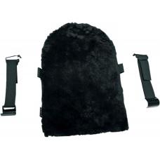PRO PAD 6402 SEAT PAD SHEEPSKIN SMALL 0807-0043
