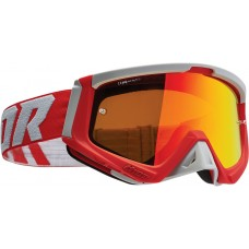 THOR Sniper Goggles - Red/Gray 2601-2715