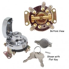 V-FACTOR IGNITION SWITCHES FOR FAT BOB DASHES 15030