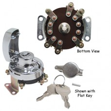 V-FACTOR IGNITION SWITCHES FOR FAT BOB DASHES 15033