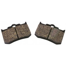 BRAKE PADS FOR CUSTOM CALIPERS AND BUELL 58057