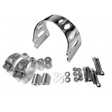 49mm Chrome Tomahawk Front Fork Brace 24-1075