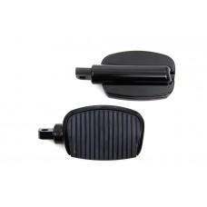 Black Mini Driver Footboard Set 27-0483