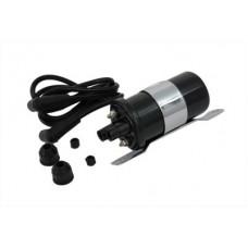 Black Round 6 Volt Ignition Coil 32-7563