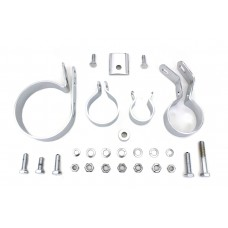Chrome Exhaust System Clamp Kit 31-0031