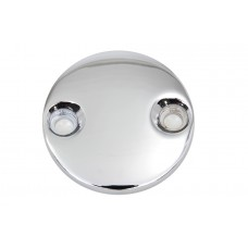 Chrome Primary Cover Clutch Adjuster Cap 42-0868