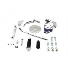 Chrome Replica Shifter Control Kit 22-1002