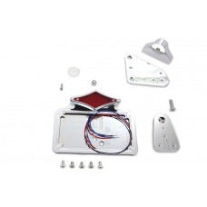 Chrome Tail Lamp Assembly 33-1031