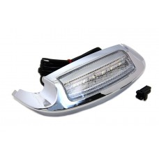 Clear Lens Front Fender Tip with LED 50-0045
