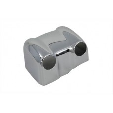 Coil Cover Chrome Smooth 42-1015
