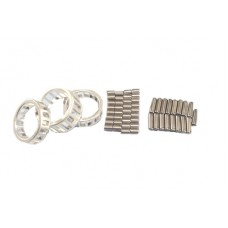 Connecting Rod Roller Bearing Set with Cages 10-0141