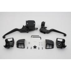 Contour Style Handlebar Control Kit Black 22-1165