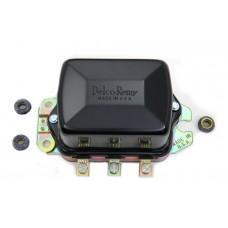 Delco Remy Black 12 Volt Mechanical Regulator 32-0995