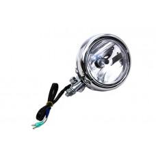 Diamond Cut H-3 Spotlamp with Clear Lens 33-1302