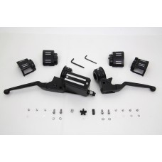 Handlebar Control Kit Black 22-1164