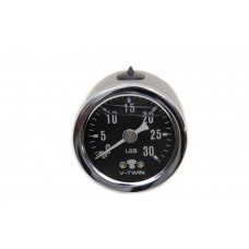 Liquid Filled Oil Pressure Gauge 40-9906