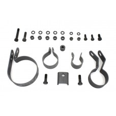 Parkerized Exhaust System Clamp Kit 31-0030