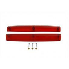 Red Side Marker Lamp Lens Set 33-1201