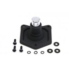 Remote Starter Button Black 32-1195