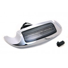 Smoke Lens Front Fender Tip with LED 50-0046