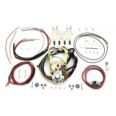 Two Light Dash Base Wiring Harness Assembly 39-0190