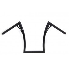 Z-Bar Handlebar With Indents 25-2275