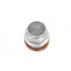 Zinc Master Cylinder Filler Top Plug Cap 23-0905