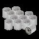 S&S Filter, Oil, SB, SH S&S V-Series, Chrome, 12 Pack 310-0240