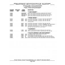RETAINERS,UPPER *STEEL* 75-0302