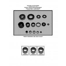 BEARING,CLUTCH SPROCKET SHELL A-37722-71