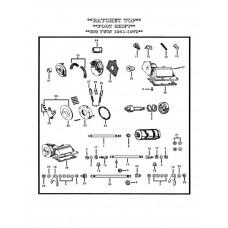 BUSHING,(STEEL) SHIFTER BRACKET A-33638-70