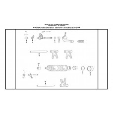 BUSHING,SHIFTER LEVER ASSEMBLY A-34076-02