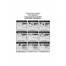DISC.BRAKE PADS, FRONT & REAR 51-0121